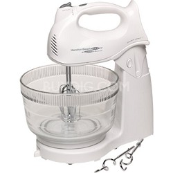 Power Deluxe 6 Speed Hand/Stand Mixer (64695)