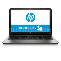 """15-ac120nr 5th-Gen Intel Core i3-5005U 750GB 5400RPM 15.6"""" Notebook"""