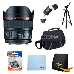 14mm F/2.8 II L USM Lens Exclusive Pro Kit