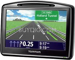 GO 630 Car Navigator GPS w/ 4.3 inch Touchscreen (Refurbished)