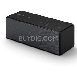 SRS-X3/BLK Portable Bluetooth Speaker (Black)