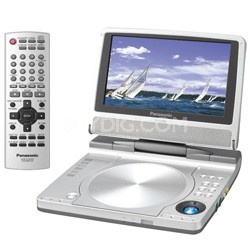 "DVD-LS50 7"" LCD Portable DVD Player"