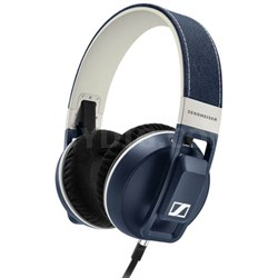 URBANITE XL Over-Ear Headphones for Android - Denim