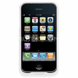 """Juice Pack Air   iPhone 3G   White - """"REFURBISHED"""" (Minor Blemishes)"""