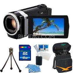 GZ-HM440US Full HD Memory Camcorder (Black) - 16 GB Memory Bundle
