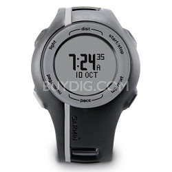 Forerunner 110 Unisex Sport Watch (Black)
