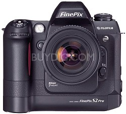 Finepix S2 Pro Digital SLR Camera