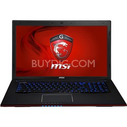 """G Series GE70 2OC-081US 17.3"""" Full HD Notebook PC - Intel Core i7-4700MQ Proc."""