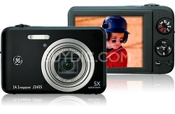 J1455 14MP Smart Series Digital Camera Black