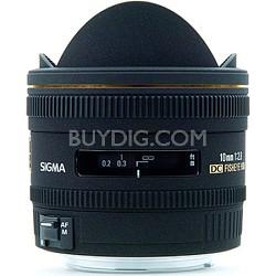 10mm F2.8 EX DC HSM Fisheye Lens For Nikon AF free shipping