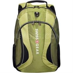 "Swissgear The Mercury Deluxe 16"" Laptop Backpack (Olive Green)"