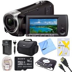 HDR-CX440 Full HD 60p Camcorder Bundle