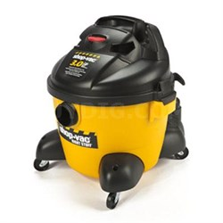 6-Gallon Horsepower Right Stuff Wet/Dry Vacuum - 9650610