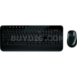 Wireless Desktop Keyboard and Mouse 2000 - M7J-00001