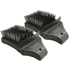Grill Brush Replacement Heads, 2-Pack - 64015