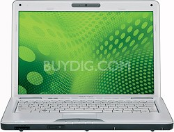 "Satellite U505-S2960WH 13.3"" Notebook PC - Luxe White"