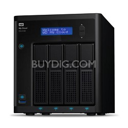 24TB My Cloud Expert Series EX4100