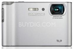 "TL9 10.2 MP 2.7"" LCD Digital Camera (Silver)"