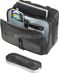 "17"" Platinum Roller Notebook Case"