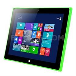 """10.1"""" WalknBook 2-in-1 Tablet in Green - W1003"""