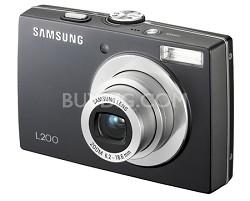 """L200 10MP 2.5"""" LCD Digital Camera (Black)"""