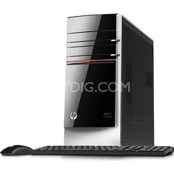 ENVY 700-210 Desktop PC-AMD Elite Quad-Core A10-6700 Accelerated Proc - OPEN BOX