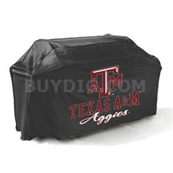 Texas A&M Aggies Grill Cover in Black - 07743TAMGD