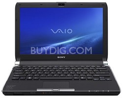 VAIO VGNTT180N/B 11.1 PC Notebook
