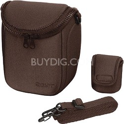 LCSBBF Carrying Case for NEX Cameras (Brown)