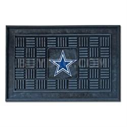 NFL Dallas Cowboys Vinyl Heavy Duty Door Mat