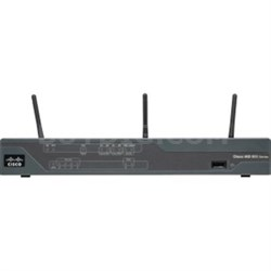 Ethernet Security Router - C881W-A-K9