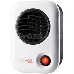 My Heat Personal Heater White