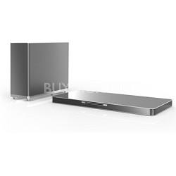 320W 4.1ch Sound Plate Sound System, Wireless Subwoofer, Wi-Fi Bluetooth LAB540W
