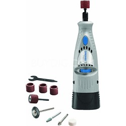 7300-N/8 MiniMite 4.8-Volt Cordless Two-Speed Rotary Tool