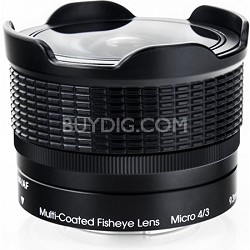 RMC 9mm Fisheye Lens For Micro 4/3
