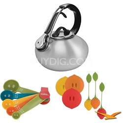 1.8-Quart Loop Teakettle Bundle