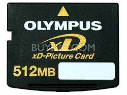 512MB xD Memory Card