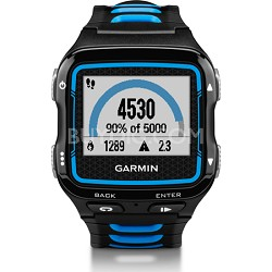 Forerunner 920XT Multisport GPS Watch - Black/Blue
