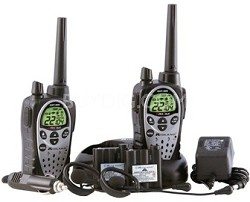 Gxt-800vp4Talk GMRS/FRS 2-Way Radio Value Pack up to 26-Mile Range