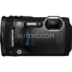 TG-860 Tough Waterproof 16MP Digital Camera with 3-Inch LCD - Black