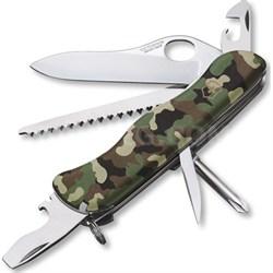 54878 - One Hand Trekker Camo NS Pocket Knife - OPEN BOX