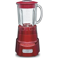 SPB-600MR SmartPower Deluxe Die Cast Blender, Metallic Red - Refurbished