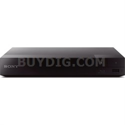 Streaming Blu-ray Disc Player with Wi-Fi (BDP-S3700)