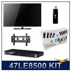 """47LE8500 - 47"""" 1080p 240Hz LED EXECUTIVE KIT"""