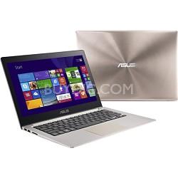 "Zenbook UX303LN-DB71T 13.3"" Quad-HD Display Touchscreen Laptop OPEN BOX"