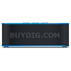 SoundBrick Plus NFC Bluetooth Portable Wireless Stereo Speaker - Blue - OPEN BOX