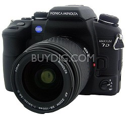 Maxxum 7 Digital SLR with 28-100 lens kit