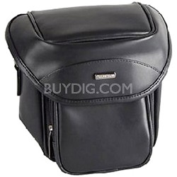 SC-FXS100-US S Series LEATHER Digital Camera Case For S1500,S1800,S2550,HS10