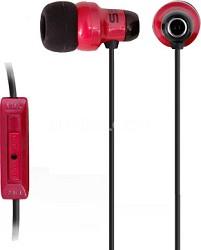 KE29R Isolating Earbud (Red)