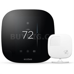 Smarter Wi-Fi Thermostat with Remote Sensor - 2nd Generation - OPEN BOX